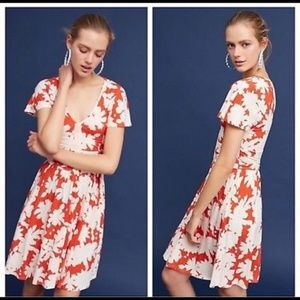 NWT Anthropologie | Maeve Summer Breeze Dress | S